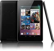 Google announces Nexus 7