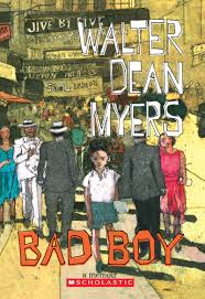 bad boy by walter dean myers scholastic bad boy a memoir