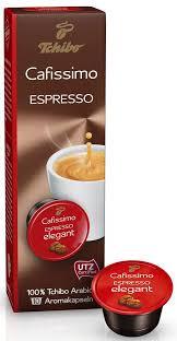 Cafissimo <b>Espresso Elegant</b> кофе в капсулах, 10 шт — купить в ...
