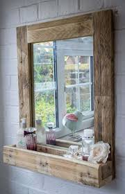 bathroom layout ideas rustic wooden vanity:  beautiful diy bathroom pallet projects for a rustic feel