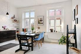 scandi living apartment scale furniture