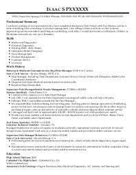underground coal miner resume example  alpha resources   coal    isaac s p