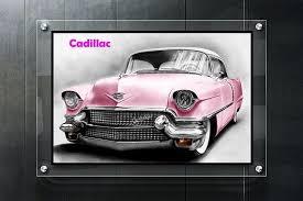 Car; Cadillac; Retro car