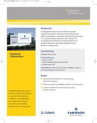 Emerson Liebert <b>IntelliSlot</b> Unity <b>Communications</b> Interface <b>Card</b> ...