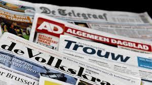 Afbeeldingsresultaat voor landelijke dagbladen