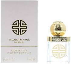 <b>Shanghai Tang Gold</b> Lily Eau de Parfum Splash For Her, 9 ml ...