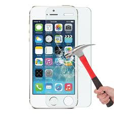 <b>3 piece 9H</b> 2.5D <b>Tempered Glass</b> for iPhone 6 6S Screen Protector ...