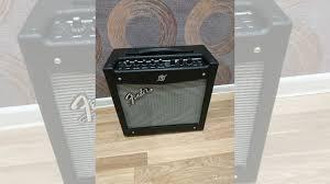 <b>Fender mustang</b> 1 v2, <b>гитарный комбоусилитель</b> купить в ...