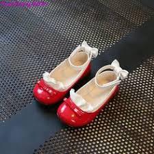 <b>2016 Designer Bowknot</b> Prinzessin Lackleder Mädchen Schuhe ...