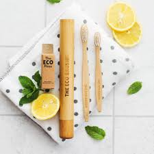 THE ECO BRUSH <b>BAMBOO TOOTHBRUSH TRAVEL</b> CASE - Oh ...