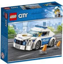 Купить <b>конструктор Lego City Police</b>: Автомобиль полицейского ...
