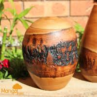 hand carved decorative wooden storage box w lid so carved solid mango wood