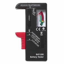 Useful <b>battery tester New</b> Indicator <b>Universal</b> Battery Cell Tester AA ...