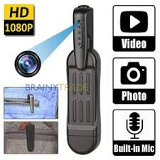 1080P HD Pocket Pen Camera Hidden Spy Mini Portable ... - Vova
