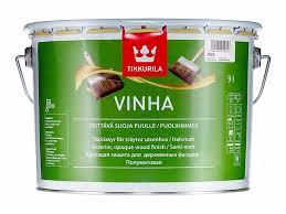 <b>Антисептик</b> кроющий <b>Tikkurila Vinha</b> 9 л полуматовый купить по ...