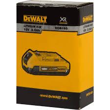 <b>Аккумулятор Dewalt</b>, <b>18 В</b>, Li-ion, <b>2 Ач</b> в Костроме – купить по ...