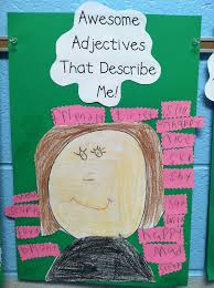 life in first grade awesome adjectives and anchor charts awesome adjectives and anchor charts