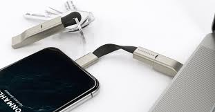 Avoid dongle hell with this <b>5-in-1</b> charging cable - The Verge