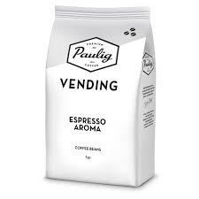 "Купить <b>Кофе</b> в зернах <b>PAULIG</b> (<b>Паулиг</b>) ""<b>Vending Espresso</b> Aroma ..."