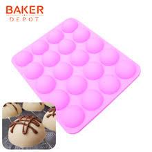 <b>BAKER</b> DEPOT силиконовая <b>форма для выпечки</b> шоколада ...