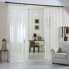 living room designs sheer curtains