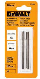 <b>Ножи для рубанка DeWALT</b> DT3905-QZ HSS, двусторонние ...