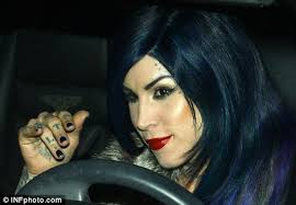Sandra Bullocks ex Jesse James and Kat Von D planning a wedding in February | Mail Online - article-0-0CD9A615000005DC-699_468x324