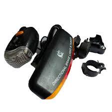 7 <b>LED Bicycle Bike Turn Signal</b> Directional Brake Light Lamp 8 ...