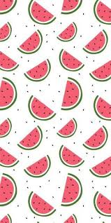 Self-adhesive <b>Removable</b> Wallpaper, Watermelon <b>Delight</b> ...