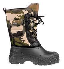 <b>Сапоги зимние EVA Shoes</b> Милитари (-40), цвет: черный ...