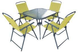 <b>Комплект мебели</b> стол + <b>4</b> кресла, стол 80*80см 5мм закал. стекло