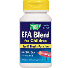 <b>EFA Blend for Children</b> | Child Diagnostics