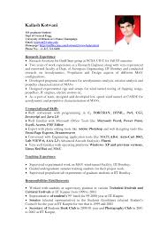 job pattern of resume for job perfect pattern of resume for job full size
