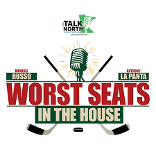 Worst Seats in the House w/ Michael Russo & Anthony LaPanta - Minnesota Wild Podcast