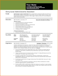 formal letter format example administrative assistant resume long assistant administrative assistant resume template administrative assistant resume
