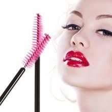 50 шт./компл. ресниц кисти для макияжа <b>одноразовые щеточки</b> ...