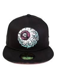Lamour <b>Keep Watch</b> New Era (Black/Blue) | <b>Mishka</b> NYC