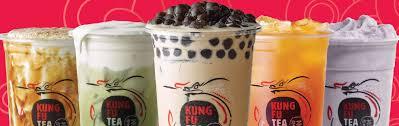 Menu — <b>Kung Fu</b> Tea | Fresh - Innovative - Fearless leading tea brand