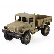 <b>Радиоуправляемый военный</b> грузовик <b>Heng Long</b> Military Truck ...