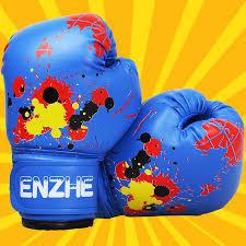 <b>2016 New</b> Hot Sale <b>1 Pair</b> Kids Children Kickboxing Kick Box ...
