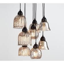 kenzie mercury chandelier at pottery barn hanging chandeliers pendant lighting ceiling lights chandelier pendant lighting