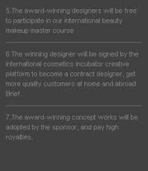 CTYPEAWARDS | Asia-Pacific Cosmetic Creative Contest 2016