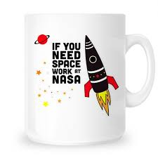Space Nasa Wall Decal Quotes