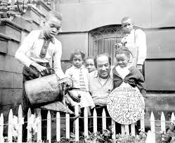 langston hughes neighborhood children at the children s link to larger image here from the life of langston hughes