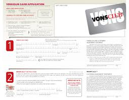 vons job application form daily cash job vons employment image search results