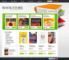 book store oscommerce template