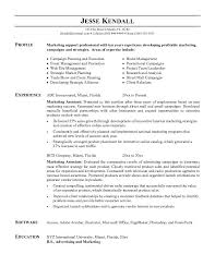 advertising marketing resume examples essaymafiacom advertising assistant resume