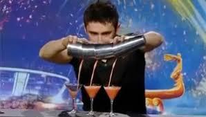 impressive bartending skills on devour com