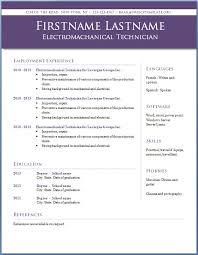 resume template microsoft word    resume template      resume cv template word