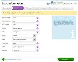 resume helper builder    check resume builder resume    free online resume creator resumesimo